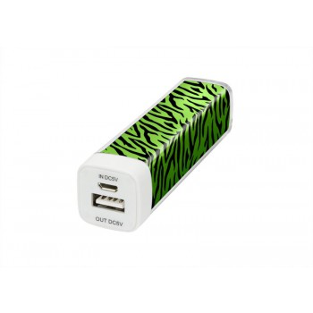 Powerbank 2600mAh inlay